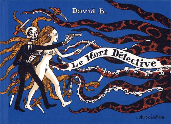 david b le mort detective
